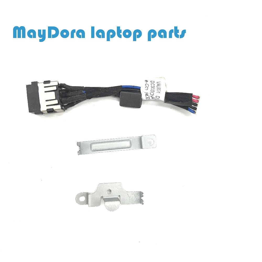 NEW original laptop parts For For Dell Latitude E6440 Power Interface Power cable DCIN  0HH3J4 HH3J4 new emay laptop parts for dell inspiron 15 5000 5567 5565 2 5inch hdd ssd ffc flex cable connector 0p4tvw p4tvw