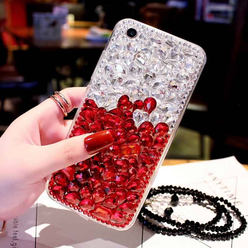 bling galaxy s9 case