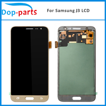 20Pcs Wholesale For Samsung Galaxy J3 J320 J320A J320F J320M J320FN 2016 LCD Display Touch Screen Digitizer Assembly Replacement for original samsung lcd screen for galaxy j3 j320 j320a j320f j320fn 2016 lcd display touch screen digitizer repair assembly