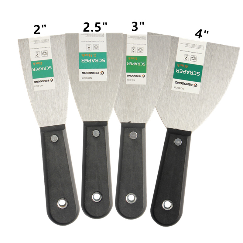 4Pcs/Set Putty Knife Scraper Blade 2