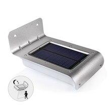 LED Solar Light Outdoor Solar LED Lamp Waterproof IP65 Garden Light Energy Saving Wall Lights With PIR Motion Sensor Lighting