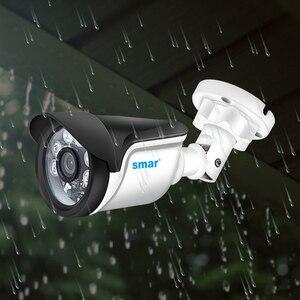 Image 3 - Smar 720P 1080P kamera AHD zestaw 8 sztuk na zewnątrz System kamer CCTV kamera bezpieczeństwa na podczerwień System monitoringu wizyjnego 8CH DVR zestawy