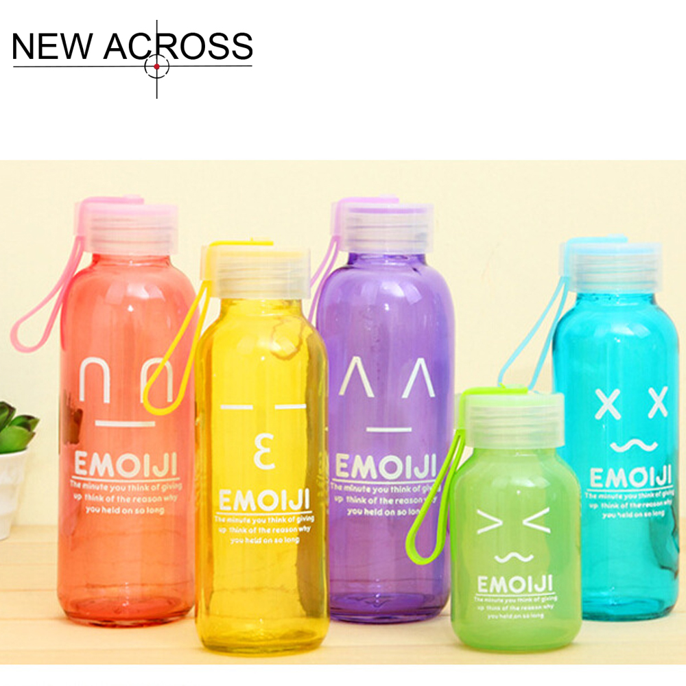 Gohide 1Pcs Glass <font><b>Cup</b></font> 145Ml/300Ml/430Ml Trumpet <font><b>Portable</b></font> Water Bottle School Outdoor <font><b>Sport</b></font> <font><b>Cup</b></font> <font><b>Random</b></font> <font><b>Color</b></font> Logo Customized
