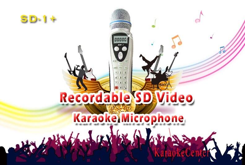 Karaoke-player Unterhaltungselektronik Karaoke Singen Maschine 24 Gb Magie Karaoke-mikrofon System Beschreibbare Mtv Cdg Karaoke Songs Belebende Durchblutung Und Schmerzen Stoppen