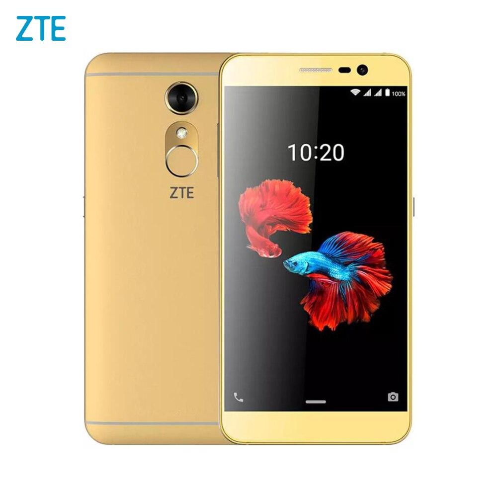Zte A910 золото SMD 5.5IN HD AMOLED QUAD 2 GB 16 GB в