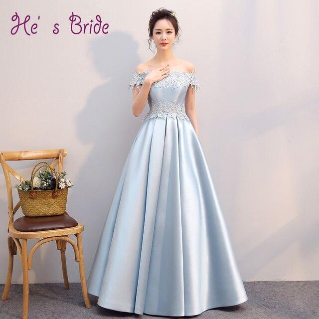 Robe De Soriee New Simple Wedding Dress Full Sleeve Lace