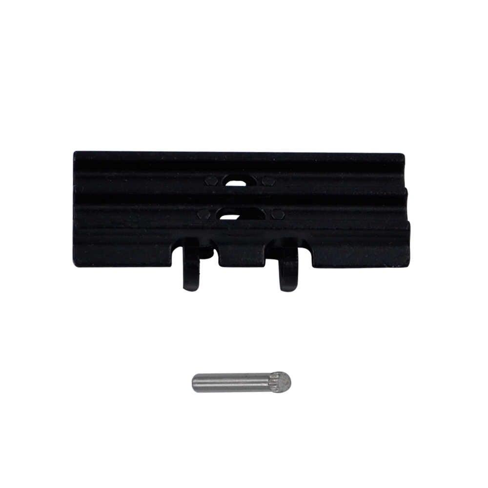 1/12 Rc hydraulische graafmachine Spoor Metalen Crawler 50mm * 20mm