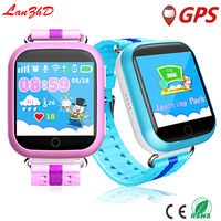GPS smart watch Q750 baby watch with Wifi 1.54inch touch screen SOS Call Location Device Tracker for Kid Safe PK Q50 Q60 Q80 Q90