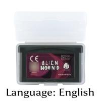 32 Bit Video Game Cartridge Alien Hominid Console Card EU Version English Language Support Drop shipping