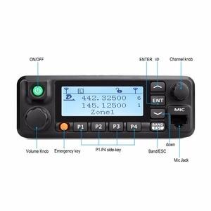 Image 3 - Retevis RT90 DMR דיגיטלי נייד רדיו שני בדרך רדיו ווקי טוקי 50W VHF UHF Dual Band חם חובב רדיו משדר + כבל