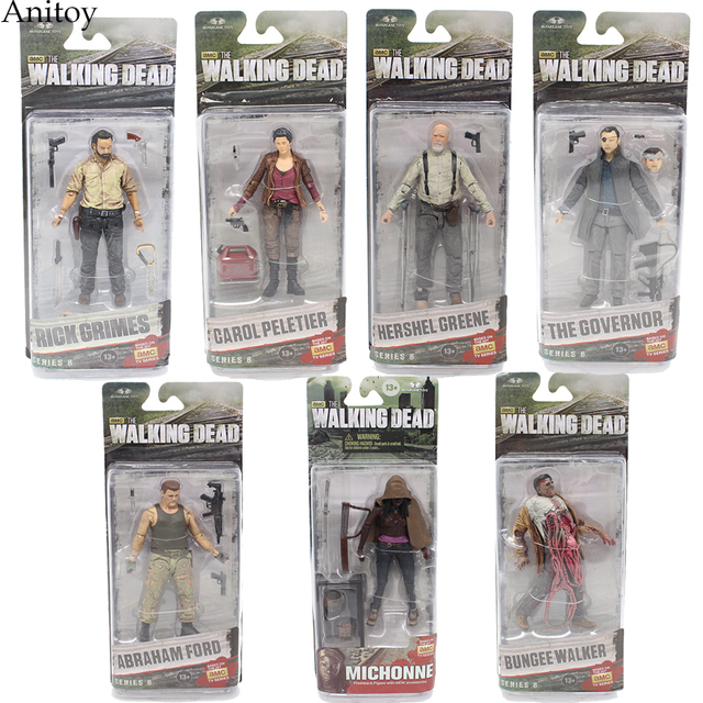 Action figures z Walking Dead - aliexpress