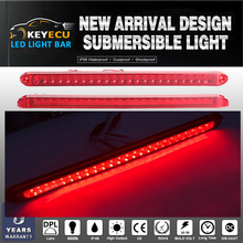 Buy semi truck tail lights and get free shipping on aliexpress keyecu 1723led red submersible 3rd truck trailer stop turn tail brake light bar mozeypictures Image collections