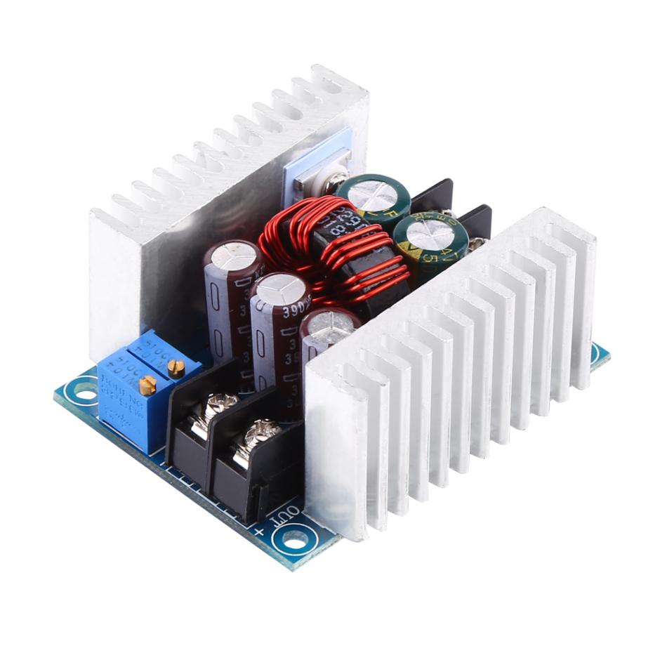 300W 20A DC-DC Buck Converter Step-down Module Constant Current LED Driver 1.2V to 36V Power module