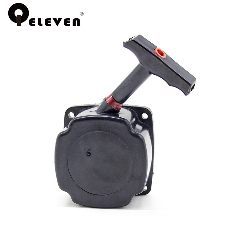 цена на Qeleven 15 Style Lawn Mower Starter Handle Assembly Fit For Starter Various Styles Lawn Mower Parts Garden Tool Parts