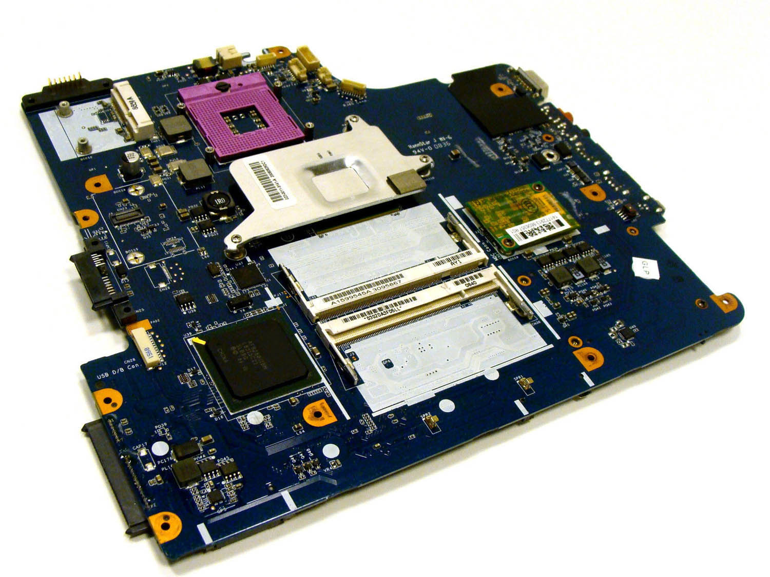 SHELI MBX 202 laptop Motherboard For Sony M791 MBX-202 1P-0089J00-6010 A1665247A REV:1.0 integrated graphics card
