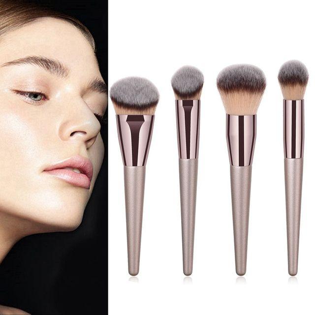 Multifunction Soft Makeup Brushes Eye shadow Eyeliner Blush Foundation Powder Brush Set Fashion Eye Makeup Brusehes 4/9/10 pcs Makeup Brushes