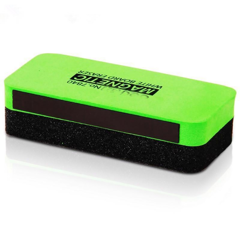 Whiteboard Eraser High New Magnetic Dry-Wipe Whiteboard Marker Cleaner Eraser For School Office Clean Brush