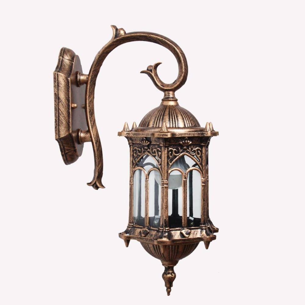 Antique Exterior Wall Lanterns Corycme