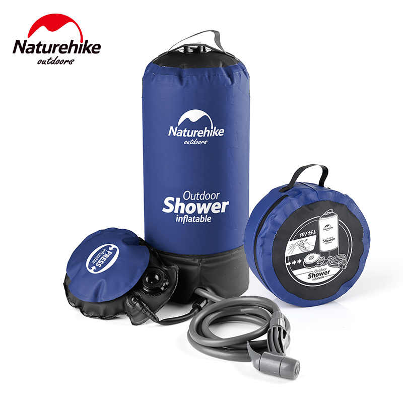 cf1cacc0c430 Detail Feedback Questions about Naturehike 11L Camping Shower Water ...