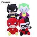 "DC Comics The Flash Harley Quinn Batman The Joker Plush Macio Stuffed Dolls 8 ""20 cm"