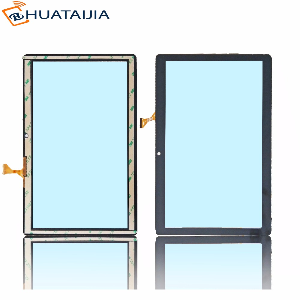 New Touch Screen For 10.1 BQ-1056L Exion BQ 1056L Exion touch Panel Digitizer Panel and Glass film Sensor Tempered Glass Screen new touch panel screen glass digitizer for korg pa500 m50 tp 3567s1 cable width 6mm