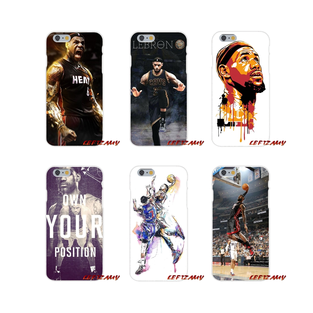 d0b22cac9c08 King Lebron Cover For Samsung Galaxy S3 S4 S5 MINI S6 S7 edge S8 S9 Plus  Note 2 3