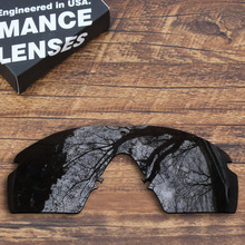 d289bf73514 ToughAsNails Polarized Replacement Lenses for Oakley Si M Frame 2.0  Sunglasses Black