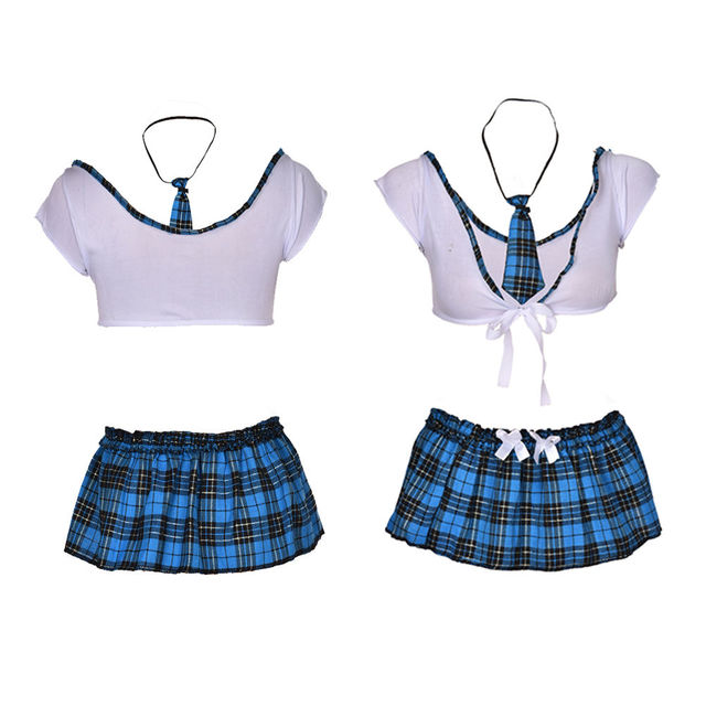 women sexy   cosplay sexy stundent uniform erotic lingerie sexy costume babydoll underwear transparent sex product