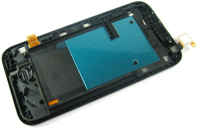 Replacement Full LCD Display + Touch Screen Digitizer + Frame for HTC Desire 310
