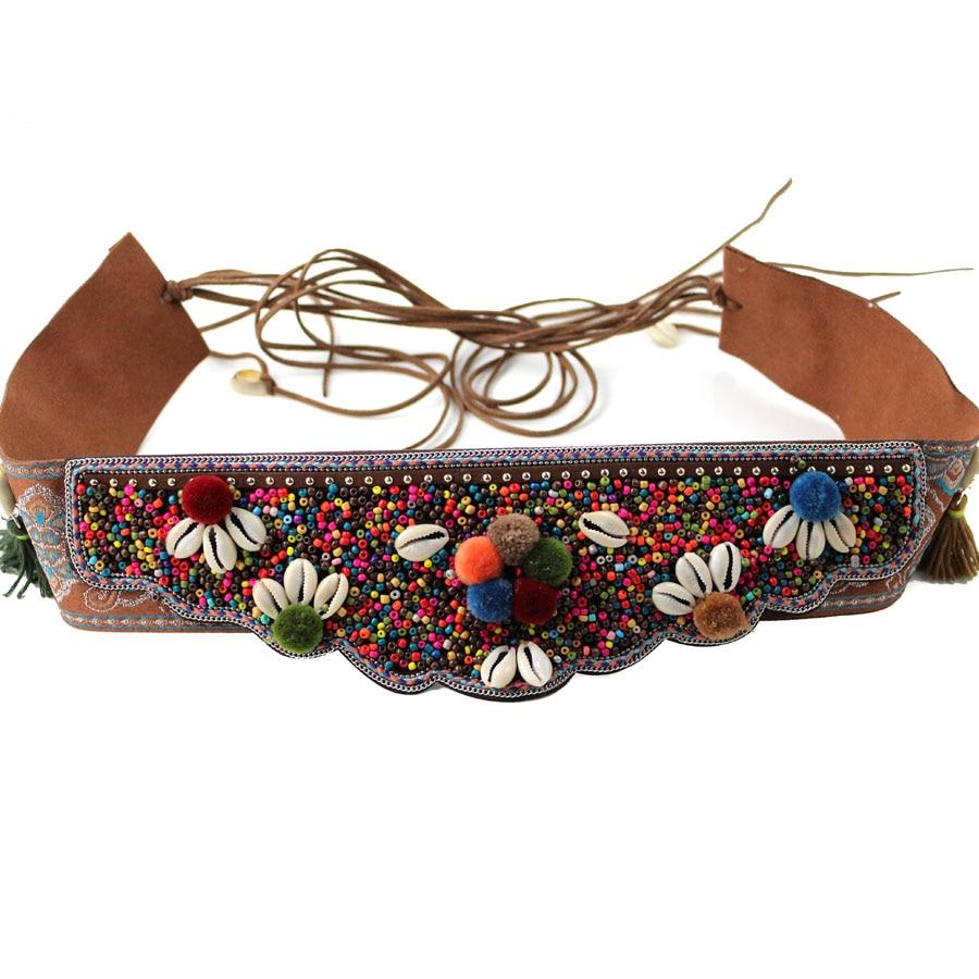 Sea Shell Boho Belt Fashion Belly Chain Belt Dance Bohemian Ethnic Body Chain Women Body Jewelry
