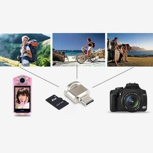 Image 5 - متعددة في 1 TF USB الذاكرة محول ل مايكرو SD بطاقة قارئ محول ل فلاش محرك متعددة وتغ قارئ ل الروبوت هواوي نوع C