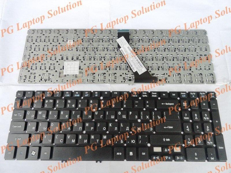 Russische tastatur für acer aspire v5-551g 571g 571pg 531 p 531g m3-581g...