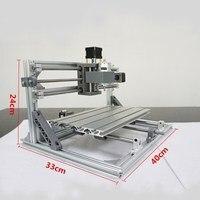 DIY 3018 CNC Router ER11 GRBL Control Diy CNC Machine 3 Axis PCB Milling Machine Wood
