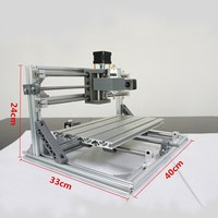 DIY 3018 CNC Router ER11 GRBL Control Diy CNC Machine 3 Axis PCB Milling Machine Wood