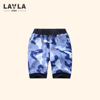 Big Boys Shorts Children Camo Surf Beach Shorts Elastic Waist Shorts Teenager Sport Swim Shorts Kids Trunks Boardshorts Teens