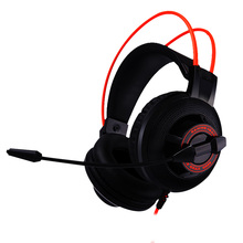 SOMiC G925 Original Gaming Headphone Over-ear Headset with Mic Headband Bass Stereo Sound for Laptop Computer PC Game