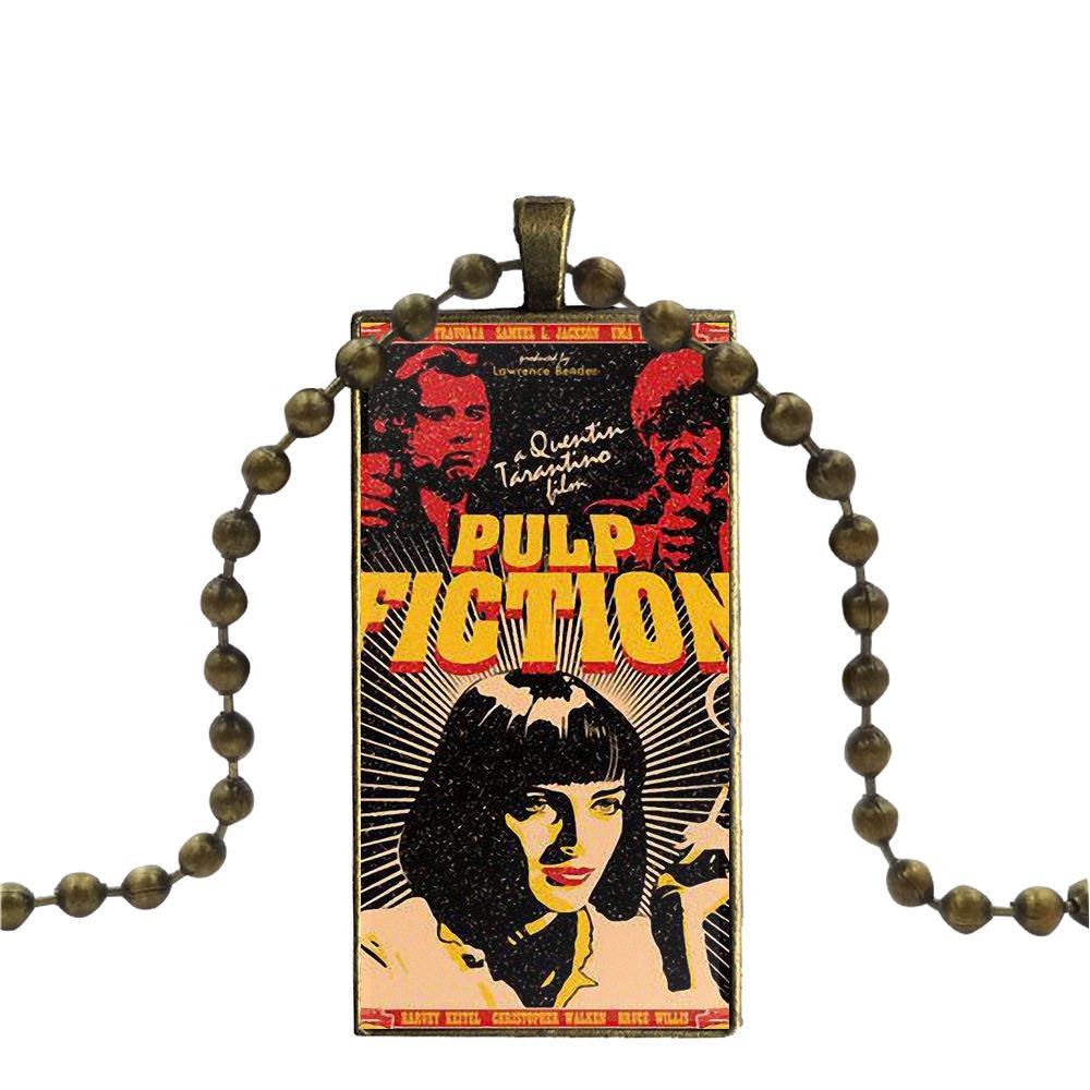 Pulp Fiction Necklace  1