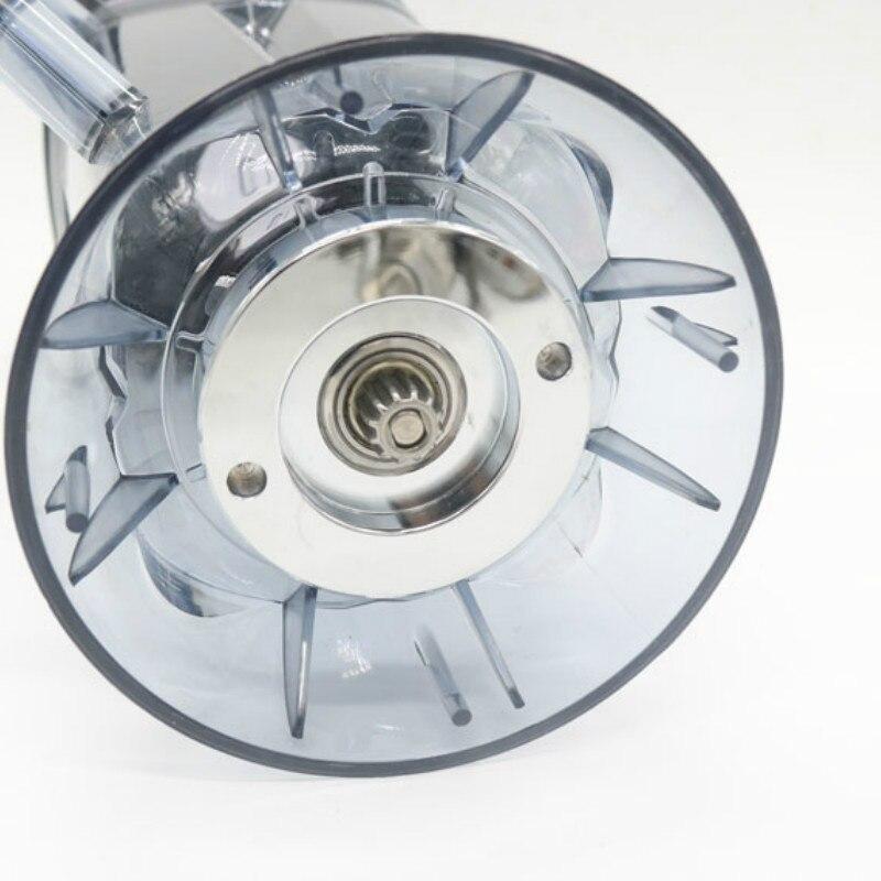 1 set jtc 767 800 Blades Knife TWK TM 767 800 Ice Crusher for Juicer Blender Spare Parts for 2L Jar 010 767 800 G5200 G20