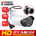 H.264 2MP HD 1080P IP Camera Outdoor Network Camera POE Port 4X Zoom Auto Iris Motorized Lens IR 40m Security Camera Bullet