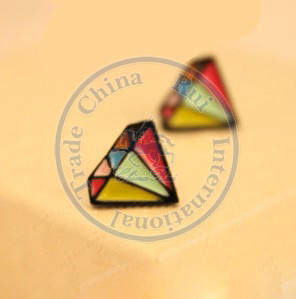 Stud Earrings ear rings Fashion for women Girls lady colorful CN post