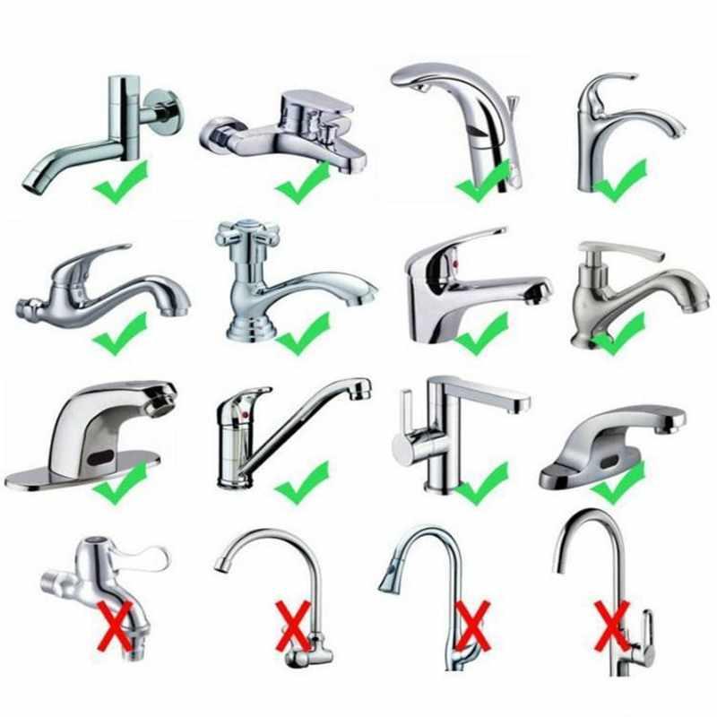 Милый кран-удлинитель водосберегающая мультяшная насадка на кран-удлинитель поможет детям мыть руки ванная комната кухонный инструмент дропшиппинг