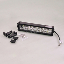 14 inch 72W 5400LM LED Work Light Bar For Jeep SUV ATV Truck Offroad Spot Fog Lamp [QPS100]