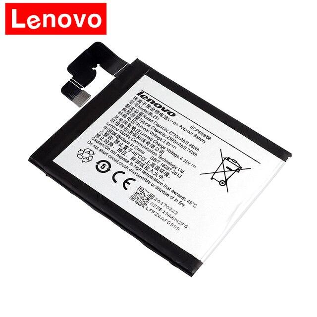 2018 новый оригинальный BL231 для Lenovo Vibe X2 Lenovo S90 s90u новый литий-ионная Батарея 2300 мАч высокое Ёмкость телефон батареи