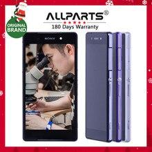 3G/4G Version ORIGINALE 5.2 «LCD Pour SONY Xperia Z2 LCD Affichage à L'écran Tactile Digitizer Remplacement D6502 D6503 D6543