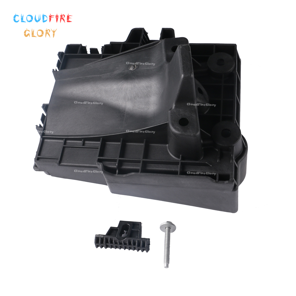 CloudFireGlory 05115730AC Battery Tray Cover For DODGE CALIBER 2007 2011 For Jeep Compass 2007 2008 2009