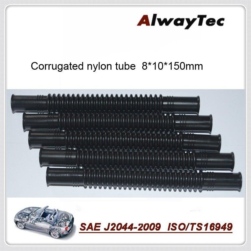 8mm * 10mm * 150mm 5 stücke pro los kraftstoff wellrohr für kraftstoff linie kraftstoff pumpe von tracks