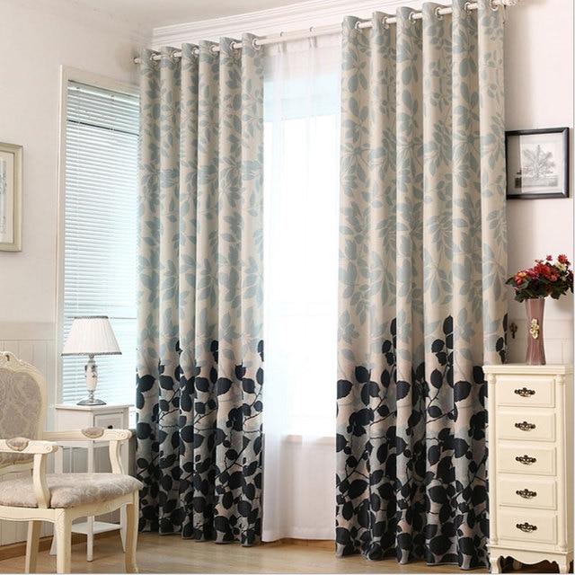 Druck Design Rideaux Pour Le Salon Moderne Gardinen Für