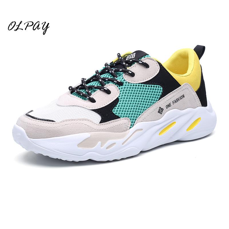 2019 spring new Wild Fitness trip Mens casual shoes Comfortable Fashion mens shoes light Good ventilation boy Shipping2019 spring new Wild Fitness trip Mens casual shoes Comfortable Fashion mens shoes light Good ventilation boy Shipping