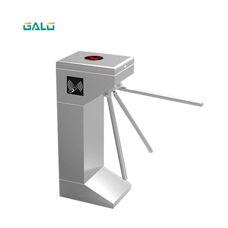 Automatic Tripod Turnstile For Intelligent Access Control System
