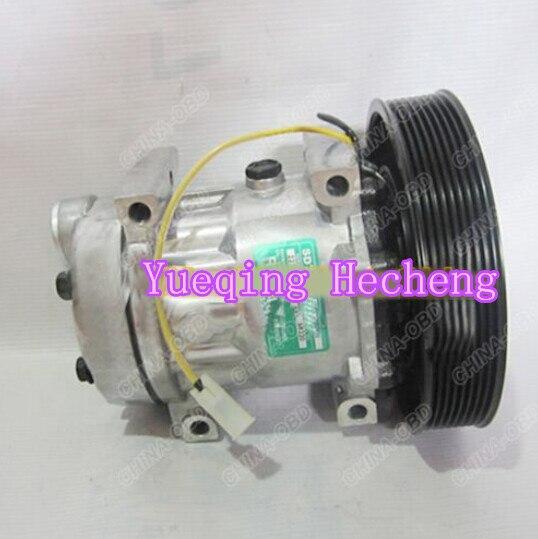 New AC Compressor 84094705 For FH FH12 FH16 FM SD7H15